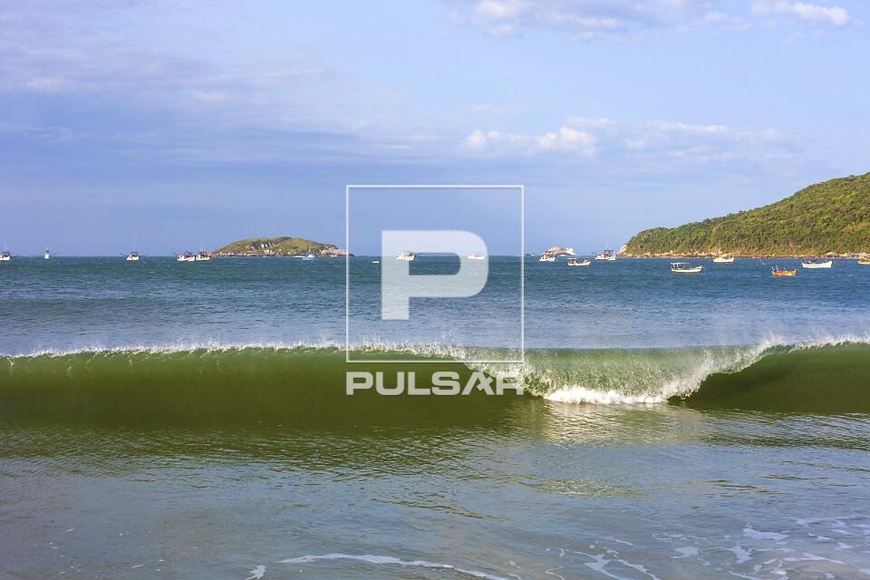 Onda na Praia dos Ingleses