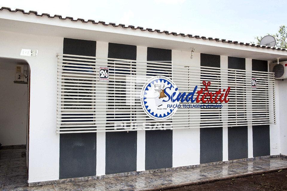 Sede do SINDTEXTIL - Sindicato dos trabalhadores nas industrias de fiação, tecelagem e do vestuário