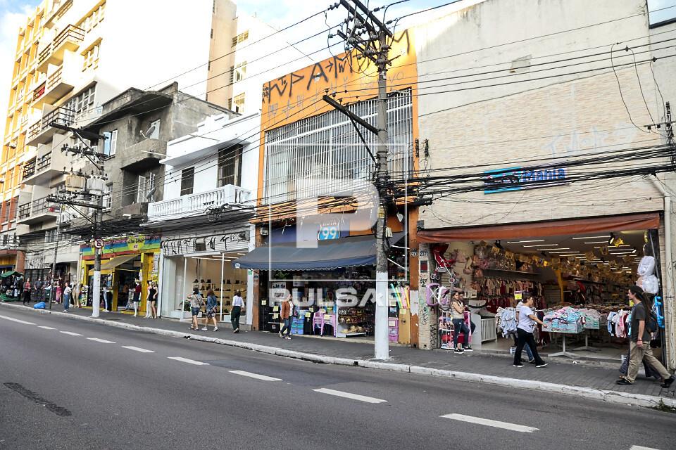 Comércio na Rua Teodoro Sampaio - Bairro Pinheiros - zona oeste