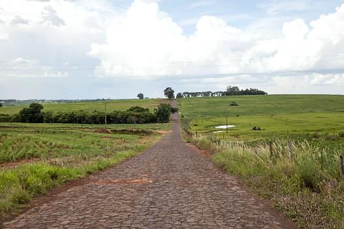 Estrada rural municipal