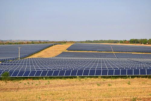Parque solar fotovoltaico Dracena I , II e IV